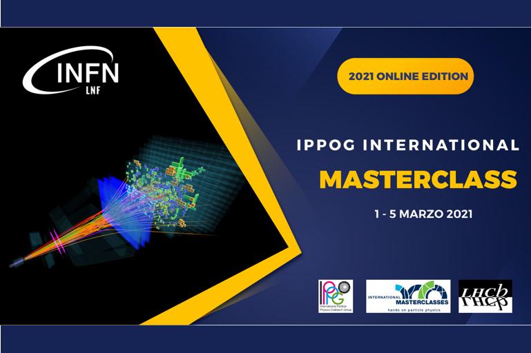 IPPOG International Masterclass 2021